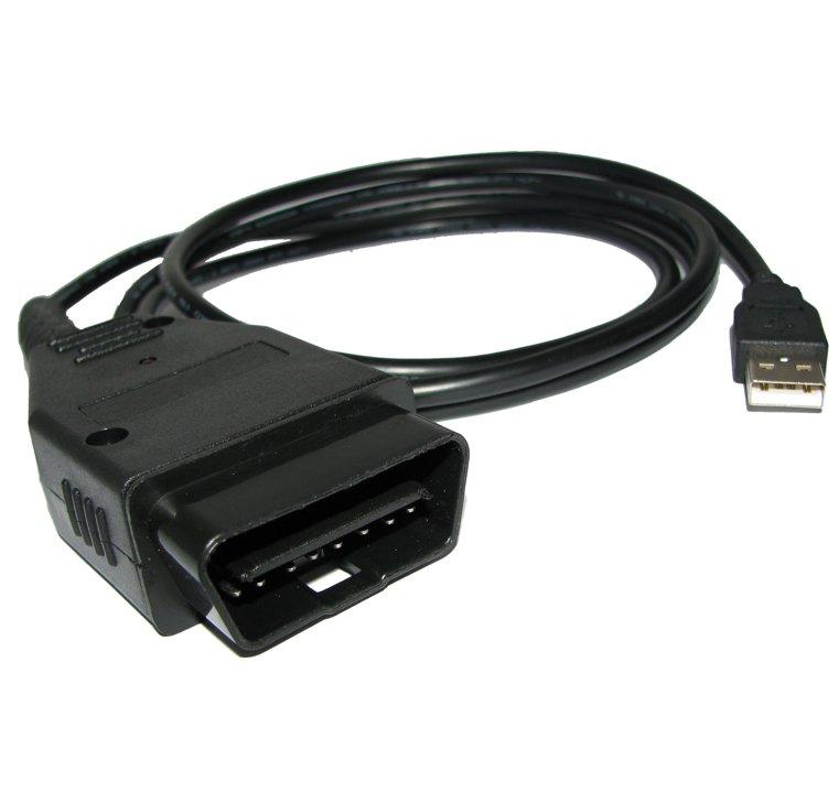 Interfejs diagnostyczny OBD2 USB BMW INPA