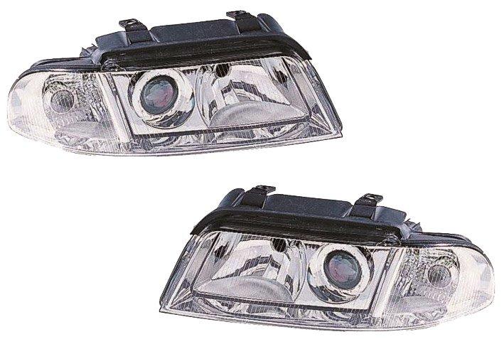 Reflektory Samochodowe Depo Do Audi A4 B5 Lift 1999 2001