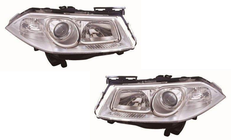 Reflektory Samochodowe Depo Do Renault Megane Ii 2002 2009