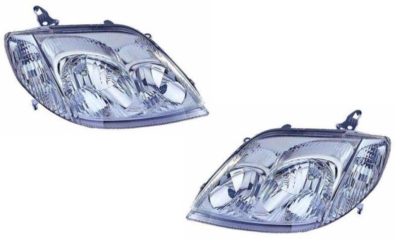 Reflektory Samochodowe Depo Do Toyota Corolla Ix 2002 2004
